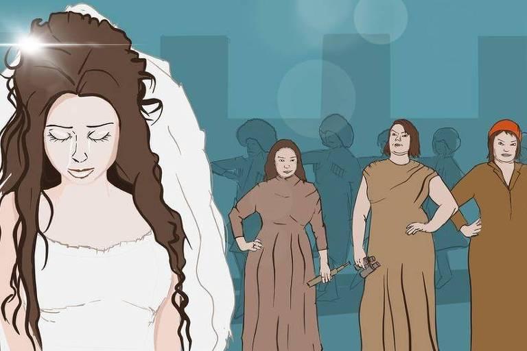 As antigas tradições de casamento que ainda assombram mulheres