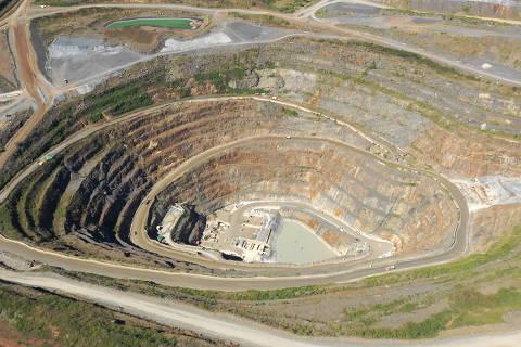 North Mara Gold Mine - Mai 2019 ORG XMIT: LOCAL1906171640778086