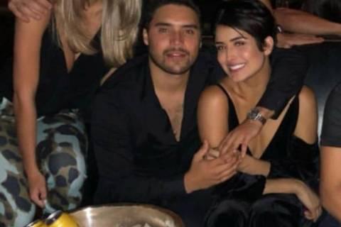 Letícia Almeida assume namoro com o ator Bruno Daltro