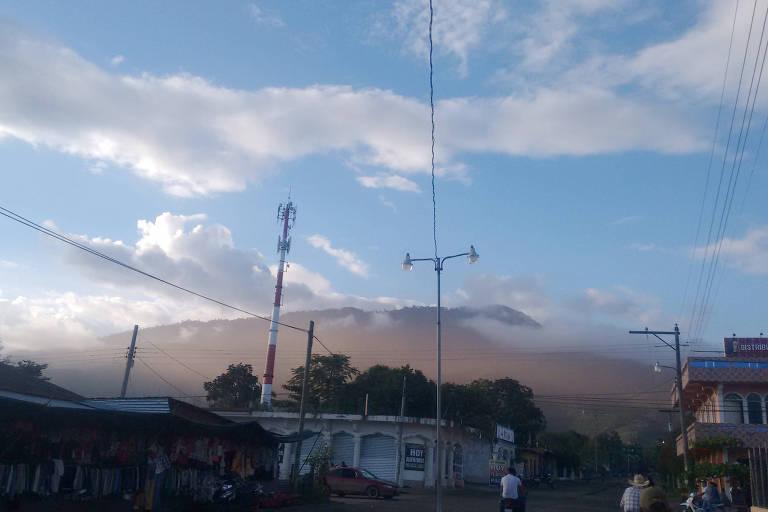 Mina de ferro-níquel na Guatemala