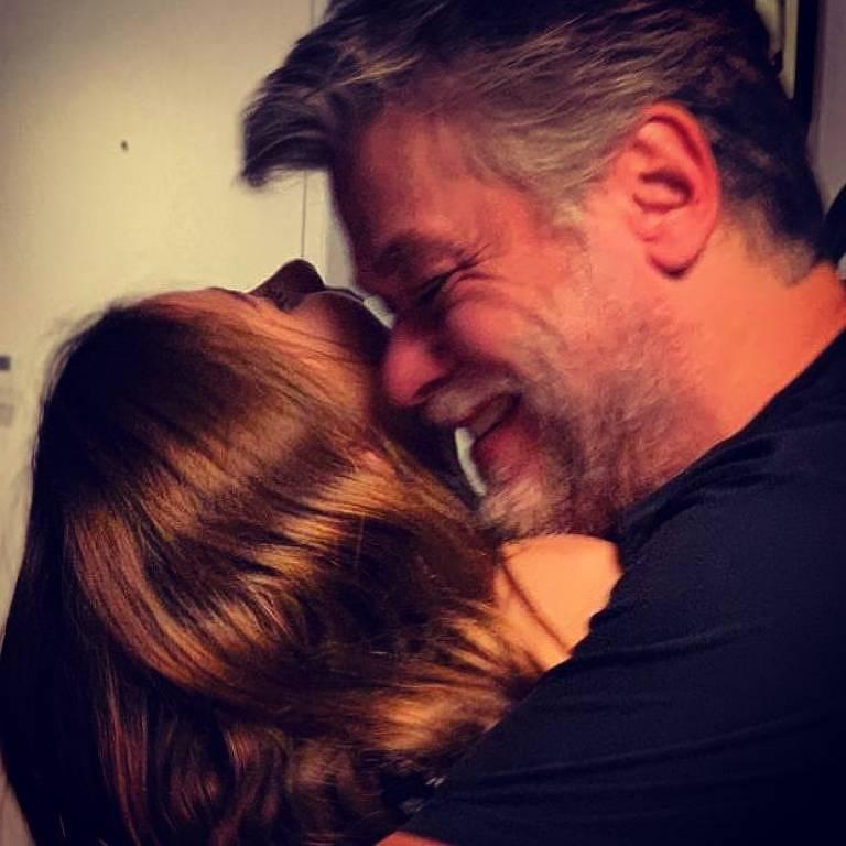 Fábio Assunção dança com a filha, Ella Felipa