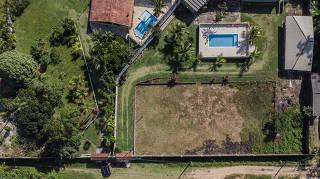 Chácara em Itanhaém (SP), cujo dono é o cabo Wilson de Oliveira Morais