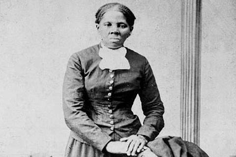 FILE PHOTO: Anti-slavery crusader Harriet Tubman is seen in a picture from the Library of Congress taken photographer H.B. Lindsley between 1860 and 1870.   REUTERS/Library of Congress/Handout via Reuters/File Photo   ATTENTION EDITORS - THIS IMAGE WAS PROVIDED BY A THIRD PARTY. ORG XMIT: TOR435