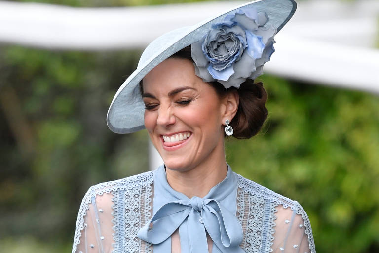 Kate Middleton ri