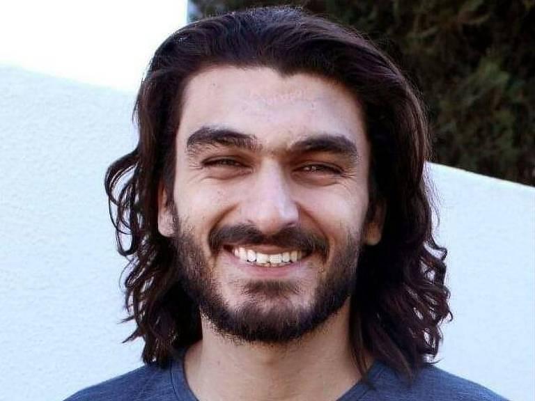 O estudante Mateus Ferreira em foto atual
