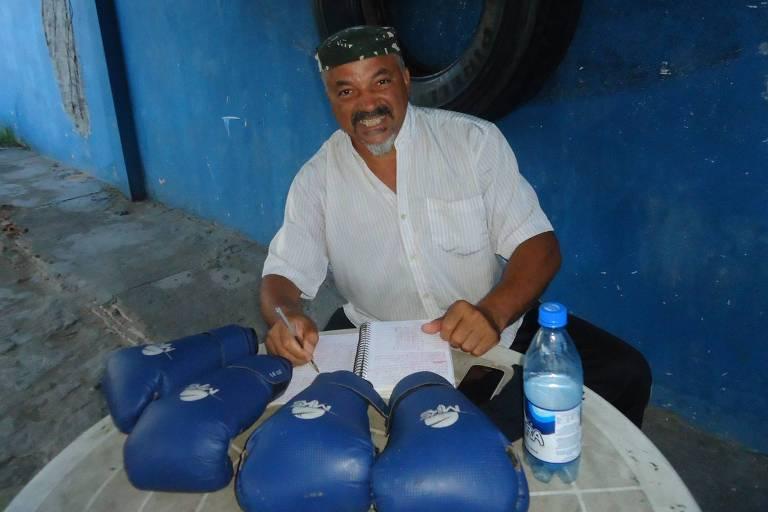 Pedro Nunes, o Ring Boxe, criou projeto para transformar meninos pobres em campeões de boxe