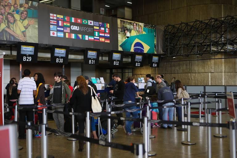 Isenção de vistos e suas limitações