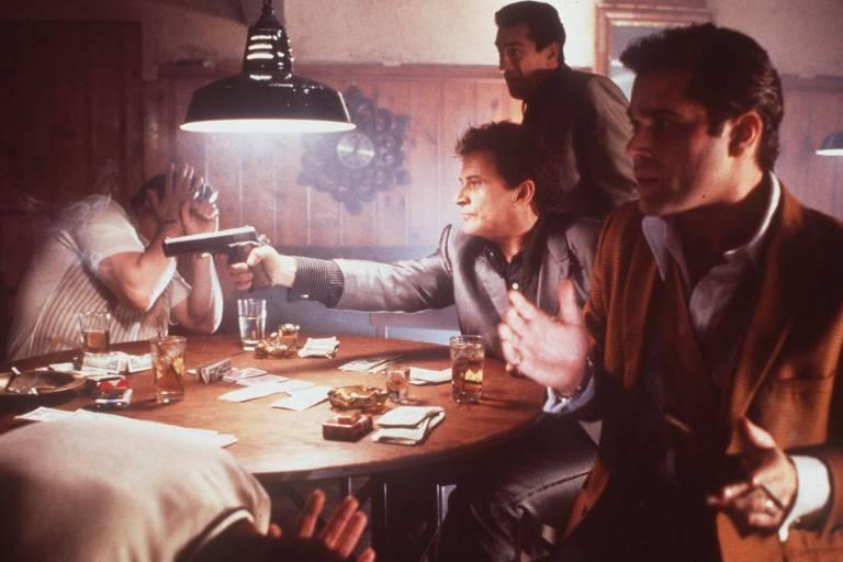 """Cena do filme """"Os Bons Companheiros"""", de Martins Scorsese"""