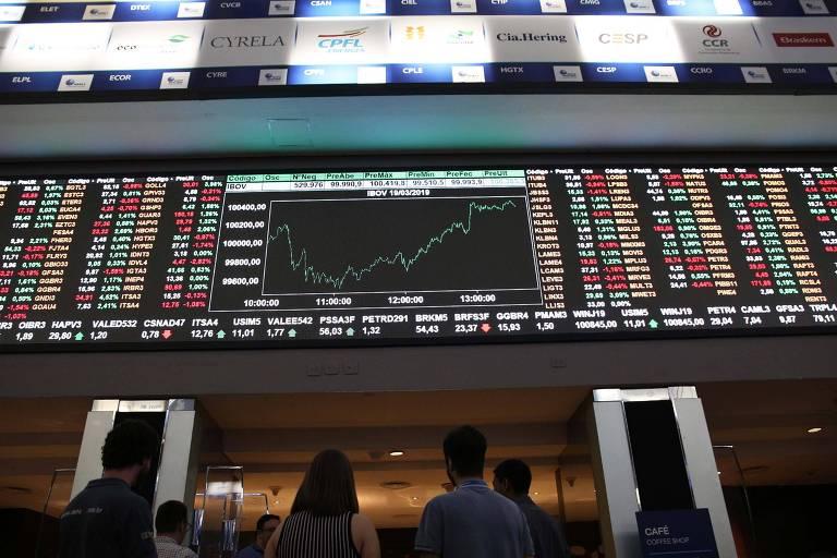 Cenário externo afeta Bolsa, que fecha abaixo dos 100 mil pontos