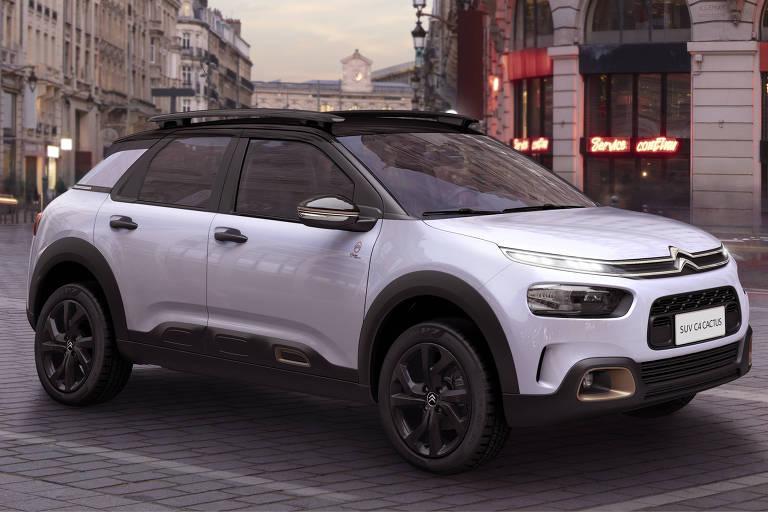 Citroën faz 100 anos com série especial para toda linha