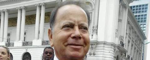 Neilton Serafim Ferreira ficou conhecido como a voz do Theatro Municipal do Rio de Janeiro ORG XMIT: 5wcZV3f237qcFj6O8oYz