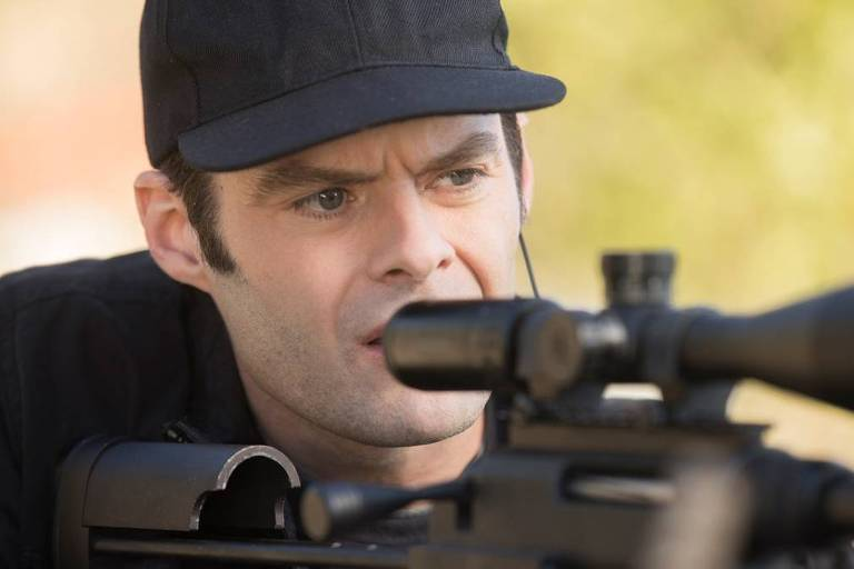 "Bill Hader na série ""Barry"""