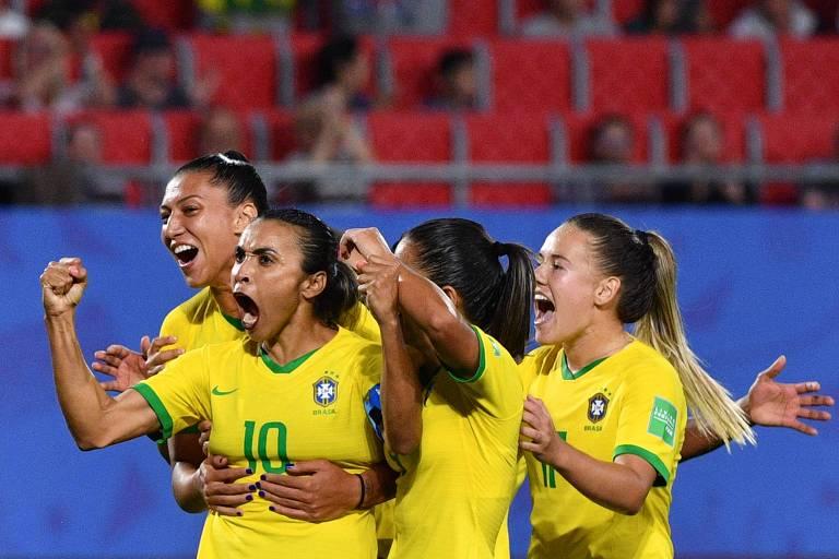 Partida da seleção chilena define adversária do Brasil na Copa feminina