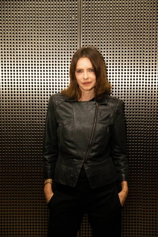 A atriz Maria Luisa Mendonça