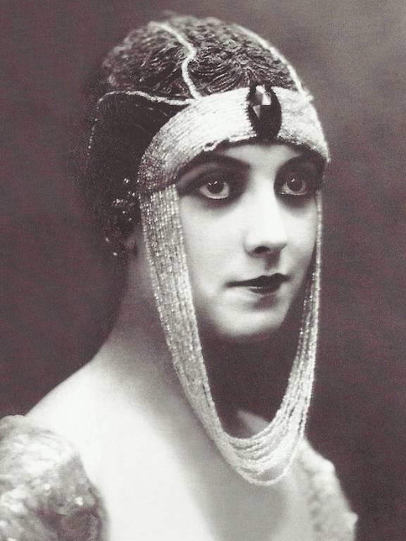 mulher dos anos 1920