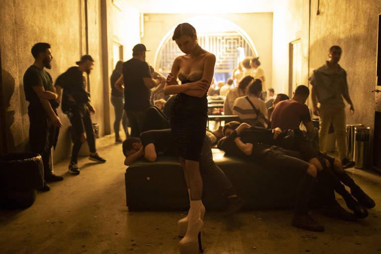 Casa noturna Bassiani tem papel ativista na Geórgia