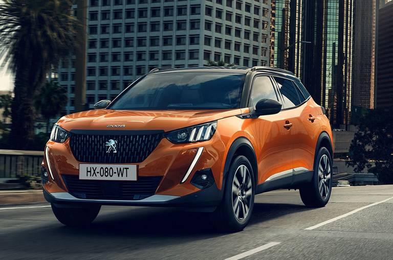 Peugeot apresenta na Europa a nova geração do utilitário compacto 2008