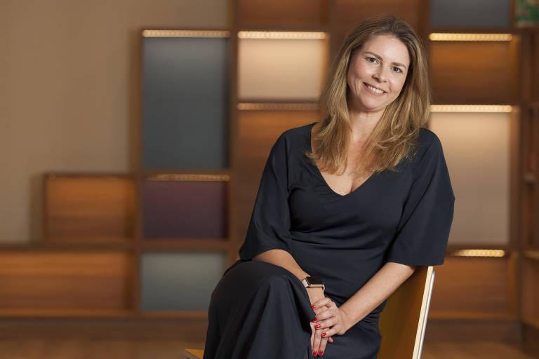A diretora de marketing Fernanda Hermanny, 44, em São Paulo