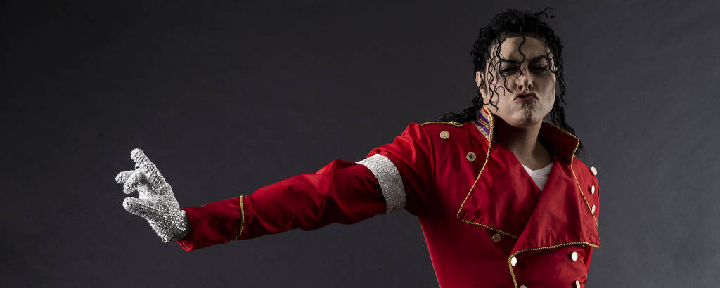 Rodrigo Teaser, cover do cantor Michael Jackson
