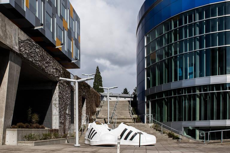 Sede da Adidas em Portland, nos Estados Unidos