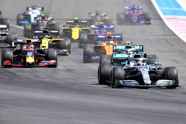 GP da França de F-1