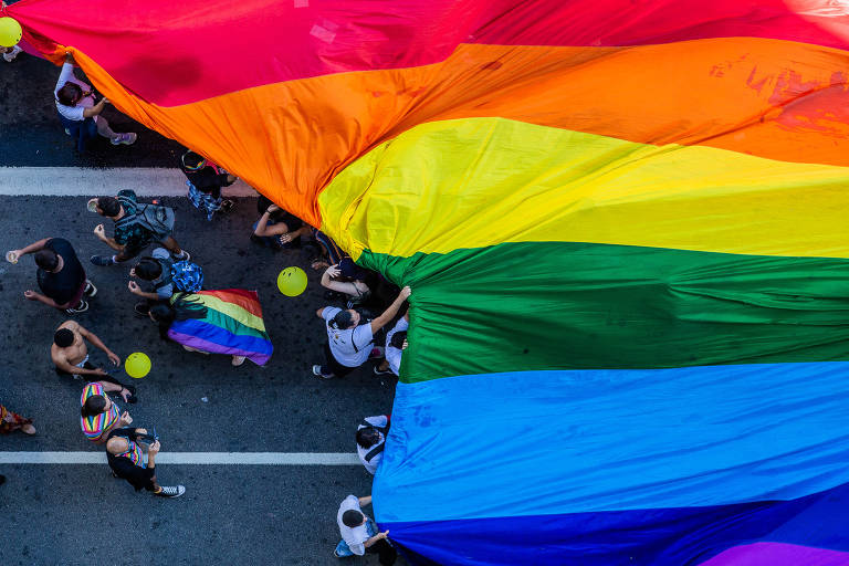 23ª Parada do Orgulho LGBT