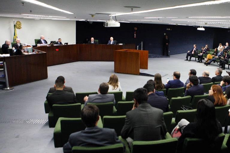Sessão da Segunda Turma do Supremo, que definirá caso de Lula