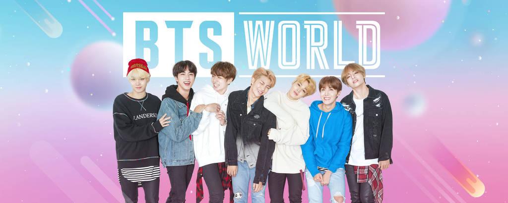 'BTS World': o novo jogo do grupo de k-pop BTS
