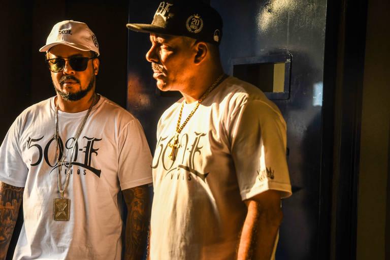 Veja fotos da dupla de rap 509-E