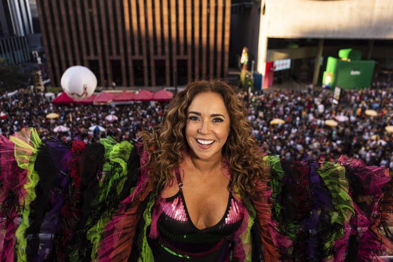 Camarote Pride na Parada Gay de SP
