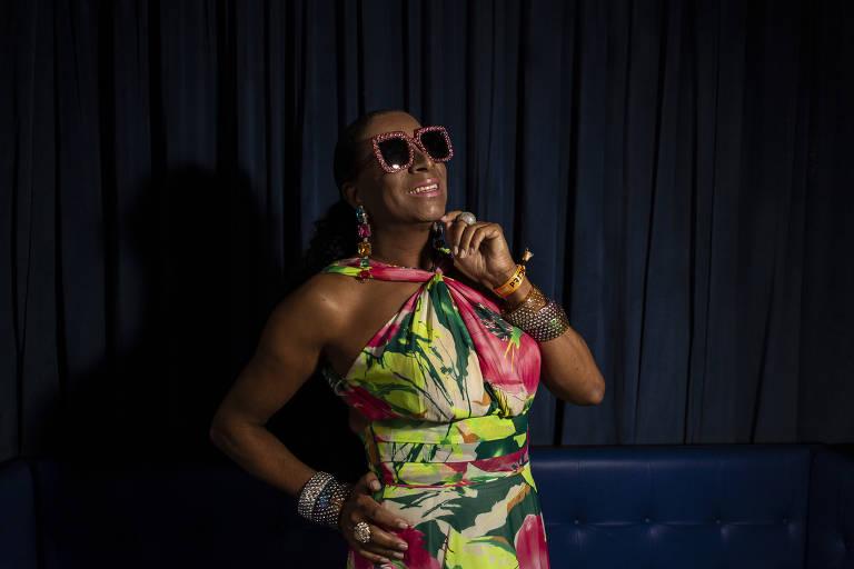 A drag Silvetty Montilla