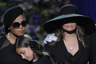 Janet Jackson, Paris Katherine Jackson, La Toya Jackson, Prince Michael Jackson II
