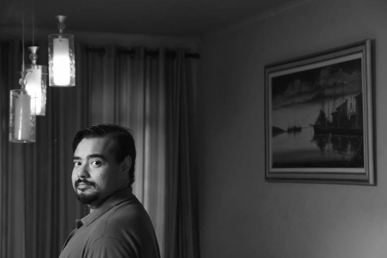 Demitido durante a crise, Tiago Henrique, 37, decidiu empreender; ele era gerente financeiro em uma importadora
