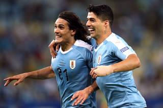 Copa America Brazil 2019 - Group C - Chile v Uruguay