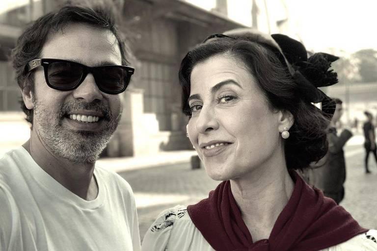 Bruno Mazzeo e Fernanda Torres: Filhos da Pátria