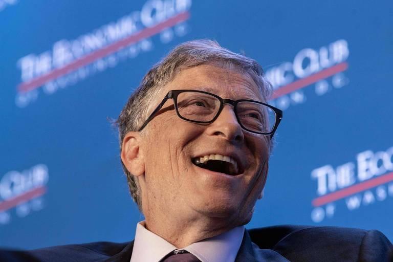 Bill Gates não caiu na pegadinha de Warren Buffett