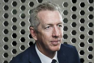 Joe McLean, managing partner at Intersect Capital, in San Ramon, Calif.