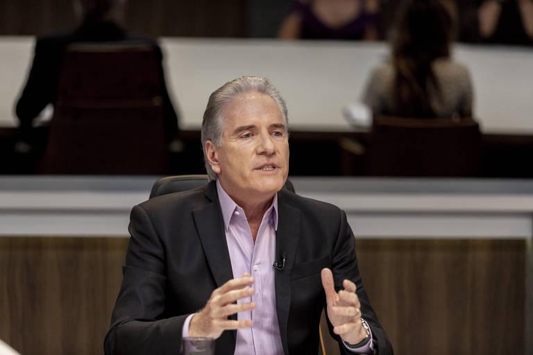 Episódio 14 (24/06): Roberto Justus na sala de reunião