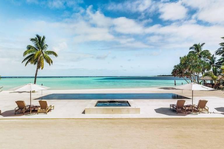 Airbnb faz aposta no mercado de luxo; veja fotos
