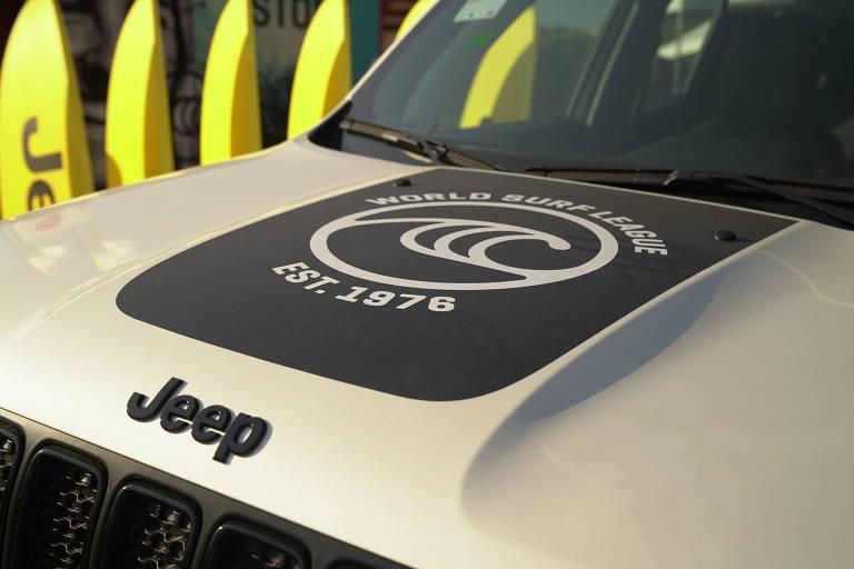 Jeep Renegade ganha série especial para Mundial de Surf