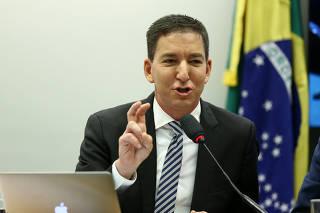 Glenn Greenwald vai à Câmara falar sobre mensagens de Sergio Moro