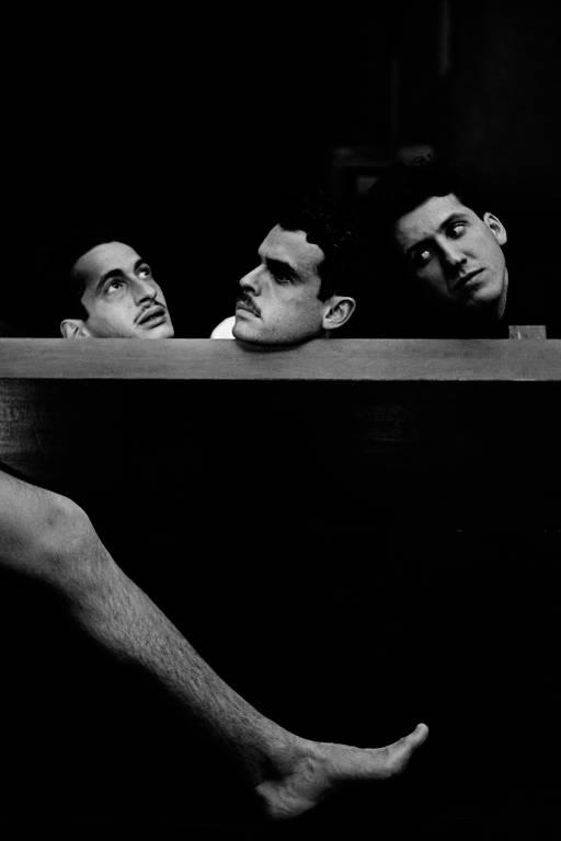 Imagem de Thomas Farkas que integra 'Fotografia Moderna 1940 -1960', na Galeria Luciana Brito