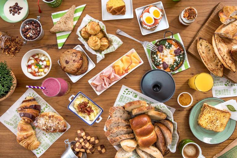 Conheça os os melhores lugares para tomar café da manhã no Rio de Janeiro
