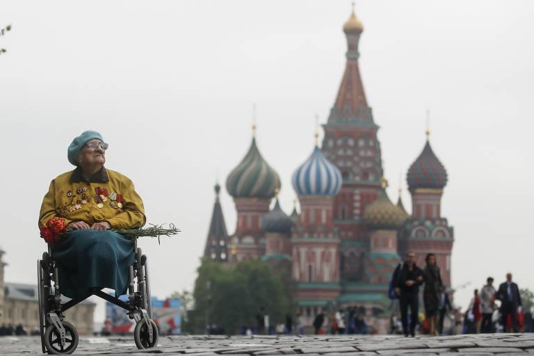 Moscou atrai turistas interessados na história