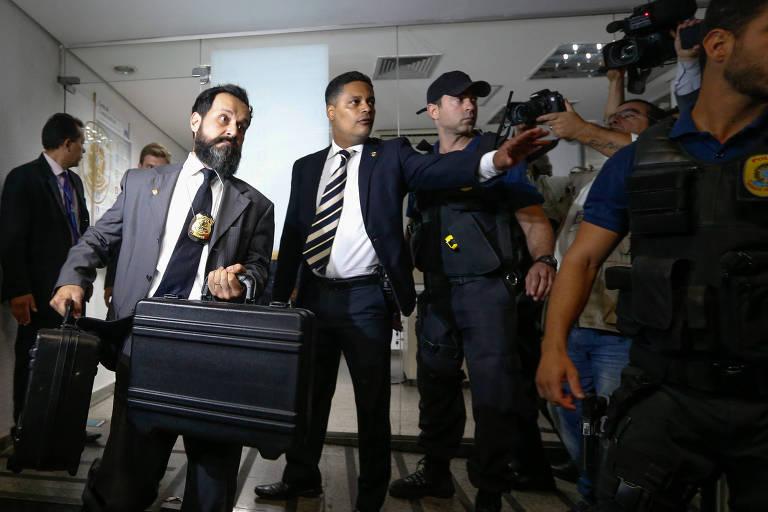 Supremo autoriza PGR a analisar maletas antigrampo apreendidas no Senado em 2016