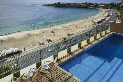 Hotéis - Grand Mercure Rio de Janeiro Copacabana