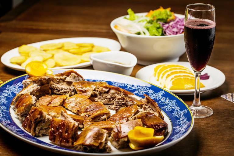 Paulistanos elegem sete restaurantes portugueses como os preferidos