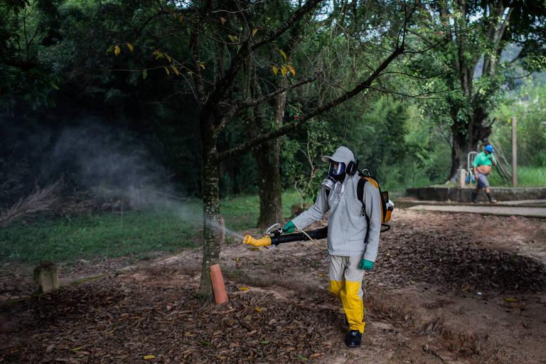 Prefeitura de SP usou veneno vencido contra a dengue, diz sindicato