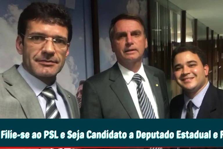 Preso em caso de laranjas do PSL ganha cargo na Prefeitura de Ipatinga
