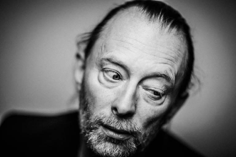 Veja imagens de Thom York, do Radiohead